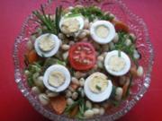 Weiße Bohnen-Salat mit Bärlauch - Rezept