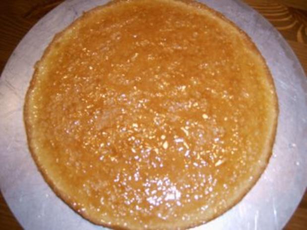 Zitronen - Schokoladenkuchen - Rezept - Bild Nr. 6