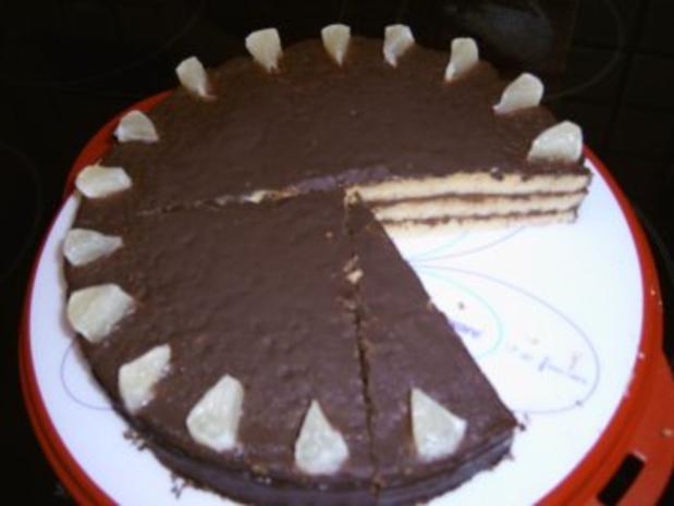 Zitronen - Schokoladenkuchen - Rezept - Bild Nr. 2