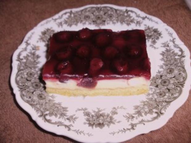 Kirsch Schmand Kuchen Rezept Mit Bild Kochbar De