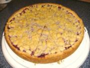Pudding-Streusel-Kuchen - Rezept