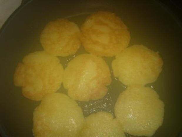 Gebackene Kartoffelklöße - Rezept - Bild Nr. 4