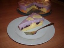 Lila-Laune-Kuchen - Rezept