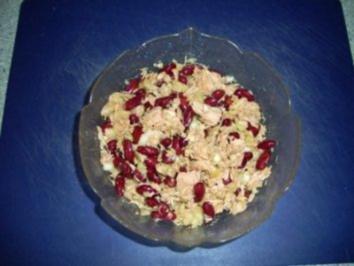 Tonno e fagioli - Rezept