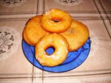 Selbstgemachte Pfannkuchen - Rezept