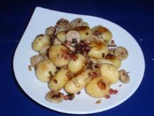 Bratkartoffeln alá Linda - Rezept