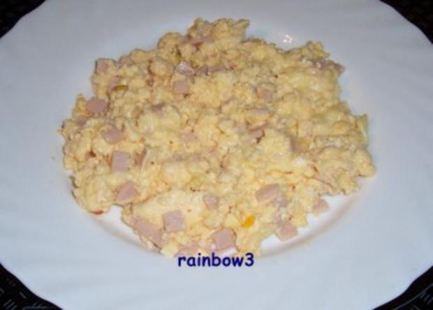 Kochen: Käse-Rührei - Rezept