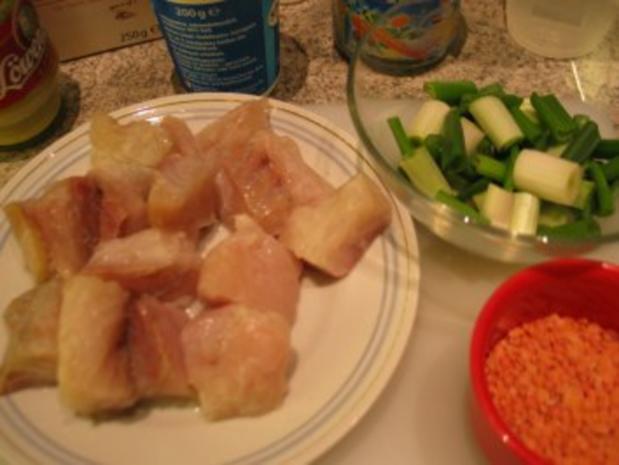 Fisch + Meresfrüchte: Fischfilet-Pfanne aus der Bretagne - Rezept - Bild Nr. 2