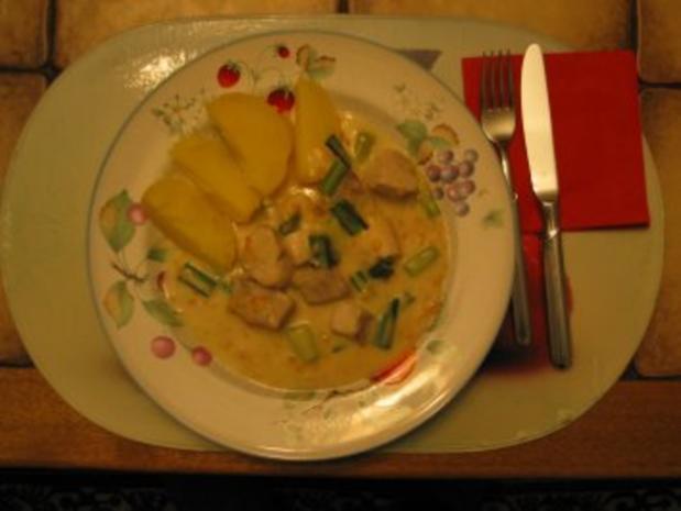 Fisch + Meresfrüchte: Fischfilet-Pfanne aus der Bretagne - Rezept - Bild Nr. 4