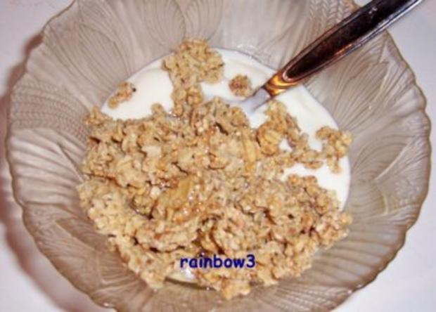 Frühstück: Granola-Joghurt - Rezept - Bild Nr. 2