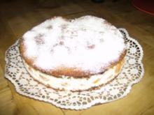 Mandarinen Quark Sahne Torte - Rezept