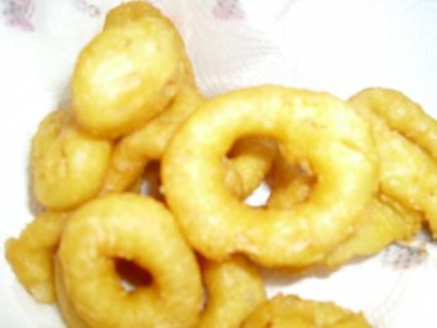 Frittierte Tintenfischringe   -  Mitternachtssnack - Rezept - Bild Nr. 2