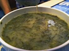 Caldo Verde - Rezept