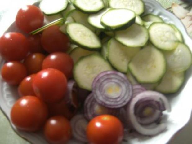 Auflauf  ( Tortellini-Gemüse- Auflauf) - Rezept - Bild Nr. 2
