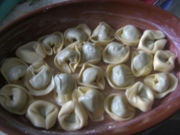 Auflauf  ( Tortellini-Gemüse- Auflauf) - Rezept - Bild Nr. 3