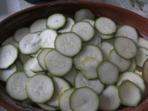 Auflauf  ( Tortellini-Gemüse- Auflauf) - Rezept - Bild Nr. 4