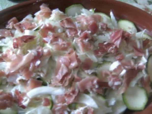Auflauf  ( Tortellini-Gemüse- Auflauf) - Rezept - Bild Nr. 6