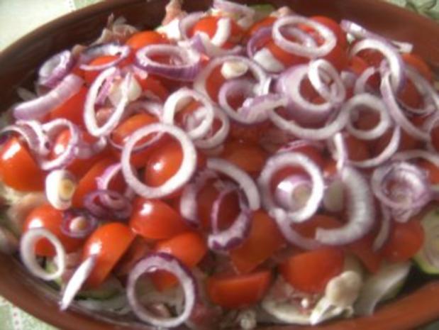 Auflauf  ( Tortellini-Gemüse- Auflauf) - Rezept - Bild Nr. 7