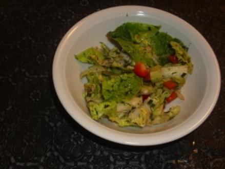 Dressing: Schnelles Balsamico-Salat-Dressing - Rezept