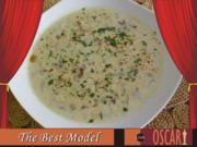 Pilz-Käse-Suppe - Rezept