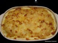 Spinat- Lasagne mit Serano Schinken - Rezept