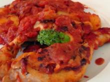 Hähnchen-Kartoffel-Pfanne aus dem Ofen - Rezept