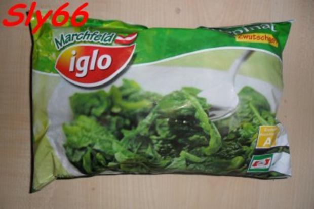 Soßen:Spinat-Soße mit viel Knobi - Rezept - Bild Nr. 2