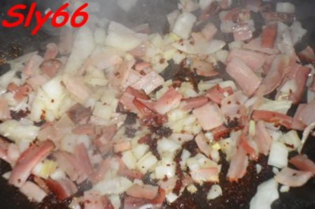 Soßen:Spinat-Soße mit viel Knobi - Rezept - Bild Nr. 10