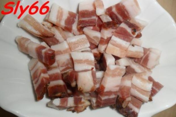 Soßen:Spinat-Soße mit viel Knobi - Rezept - Bild Nr. 7