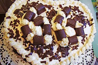 Mon Cherie Torte - Rezept