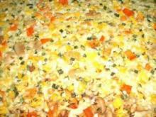 Tessiner Käsekuchen - Rezept