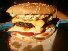 Bella´s Special Burger 2.0 - Rezept