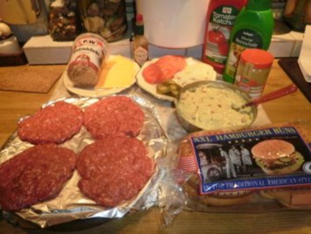 Bella´s Special Burger 2.0 - Rezept - Bild Nr. 2