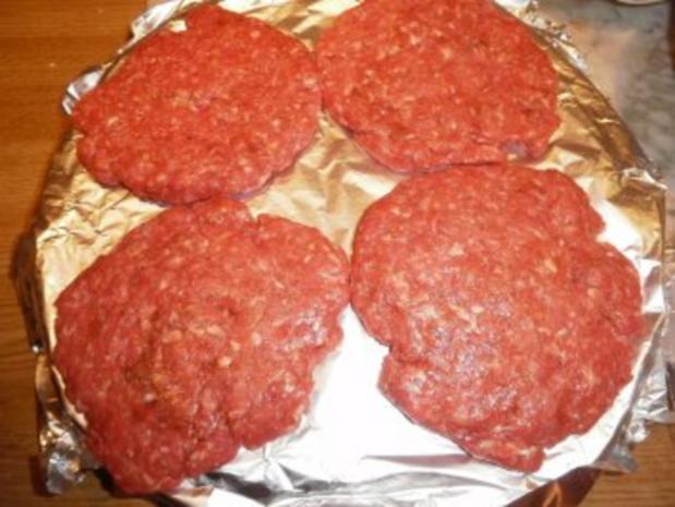 Bella´s Special Burger 2.0 - Rezept - Bild Nr. 6