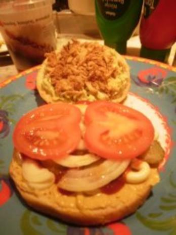 Bella´s Special Burger 2.0 - Rezept - Bild Nr. 7