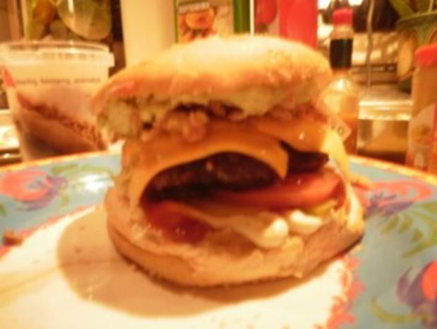 Bella´s Special Burger 2.0 - Rezept - Bild Nr. 8