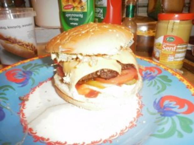Bella´s Special Burger 2.0 - Rezept - Bild Nr. 9