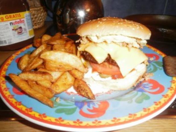 Bella´s Special Burger 2.0 - Rezept - Bild Nr. 10
