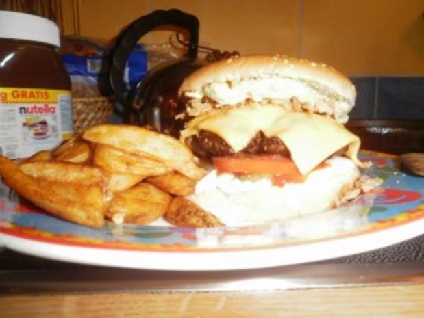 Bella´s Special Burger 2.0 - Rezept - Bild Nr. 11