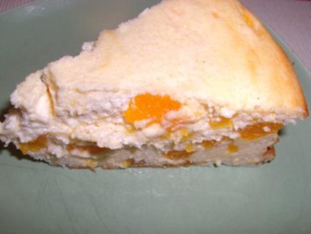 Käsekuchen ohne Boden nach Weight Watchers - Rezept