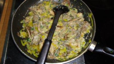 Rezept: Austernpilz-Pfanne   wie wir sie mögen