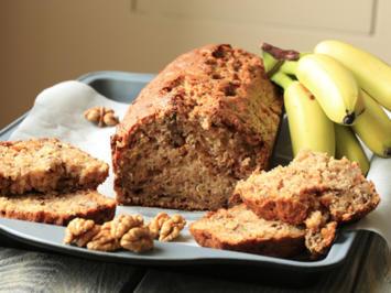 Mama's schneller Bananenkuchen - Rezept - Bild Nr. 2