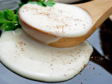 Helle Sauce zu Spargel,Gemüse,Kartoffeln oder Fisch - Rezept - Bild Nr. 2
