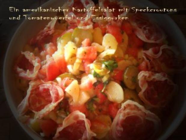 Amerikanischer Kartoffelsalat - Rezept - Bild Nr. 2