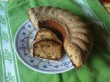 Marzipankuchen - Rezept
