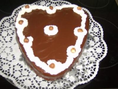 Schokoladige Sachertorte - Rezept