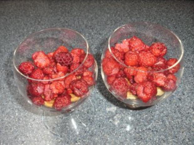 Mein Valentinstag Dessert   Rezept ...