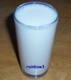 Rezept: Getränk: Quark-Shake
