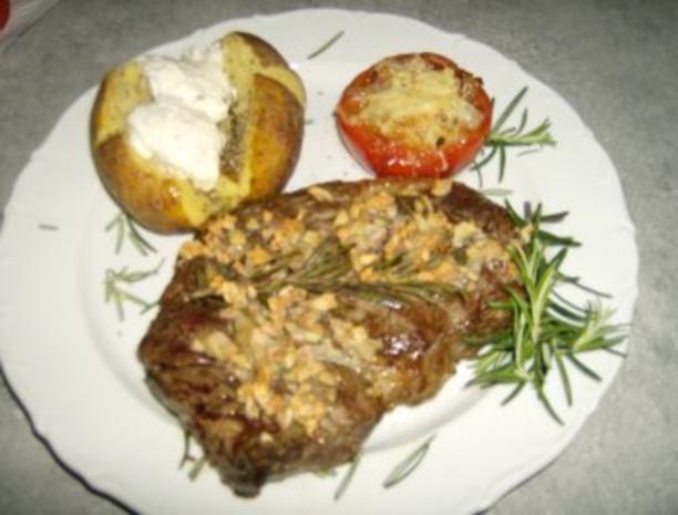 Beilage oder Snack Backkartoffel - Rezept - Bild Nr. 5