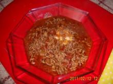 Tomaten-Mett-Topf - Rezept